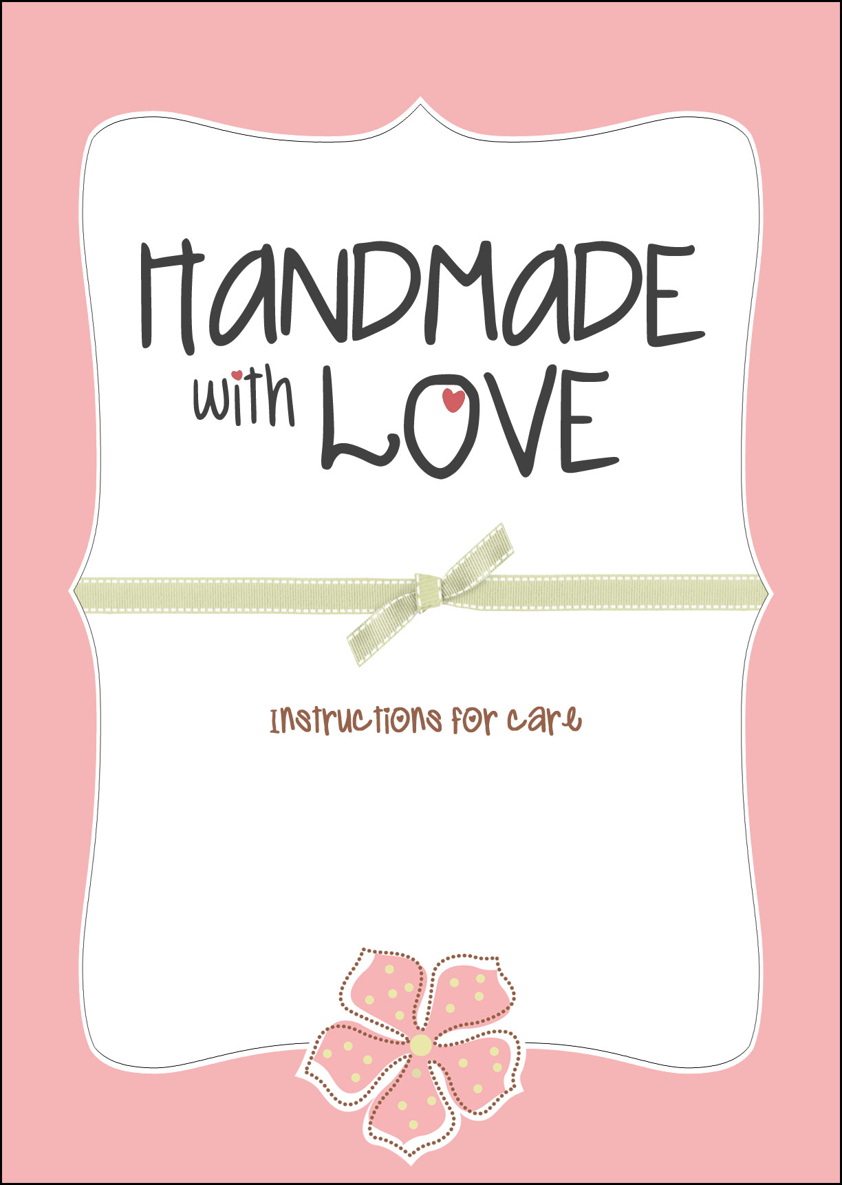 On pinterest gift tags handmade items and free printable labels